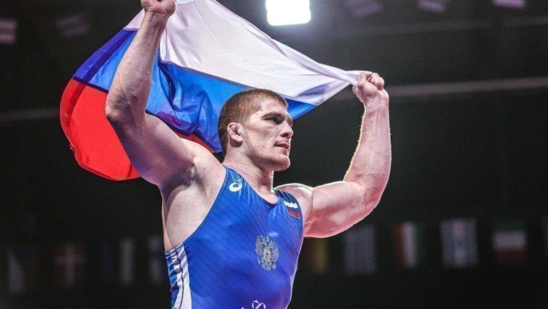 Муса Евлоев. Фото Федерация ФСБР