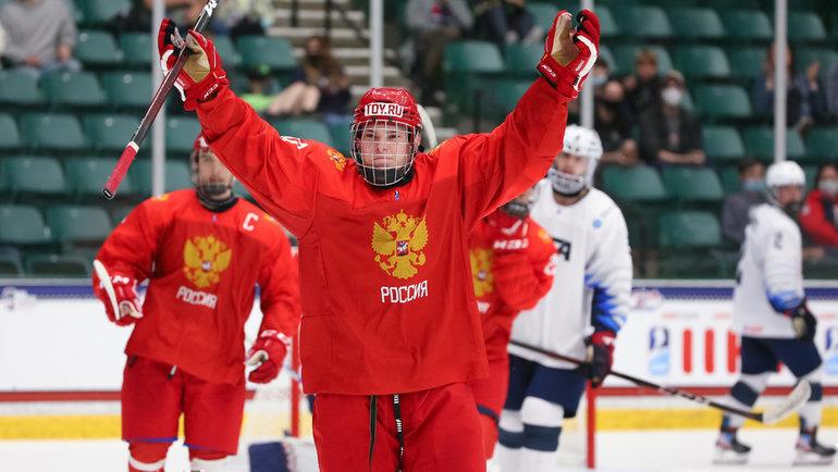 Юниоры совершили исторический камбэк российского хоккея. Такое неудавалось даже Брагину иБыкову