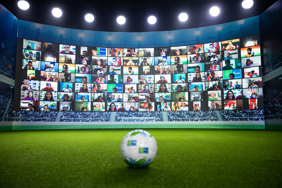 Юные участники из211 стран ирегионов установят новый Мировой рекорд Гиннесса