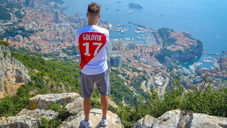 Александр Головин, «Монако» (футбол): россиянин ушел наизоляцию ипропустит как минимум один важный матч— 2мая с «Лионом».