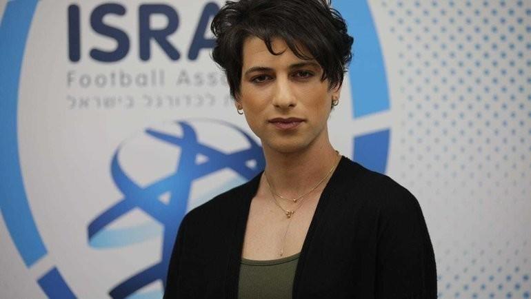 Сапир Берман. Фото ISRAELFA, Twitter