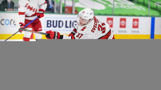 «Даллас»— «Каролина»— 1:5, обзор матча НХЛ, видео голов, 28апреля 2021 года
