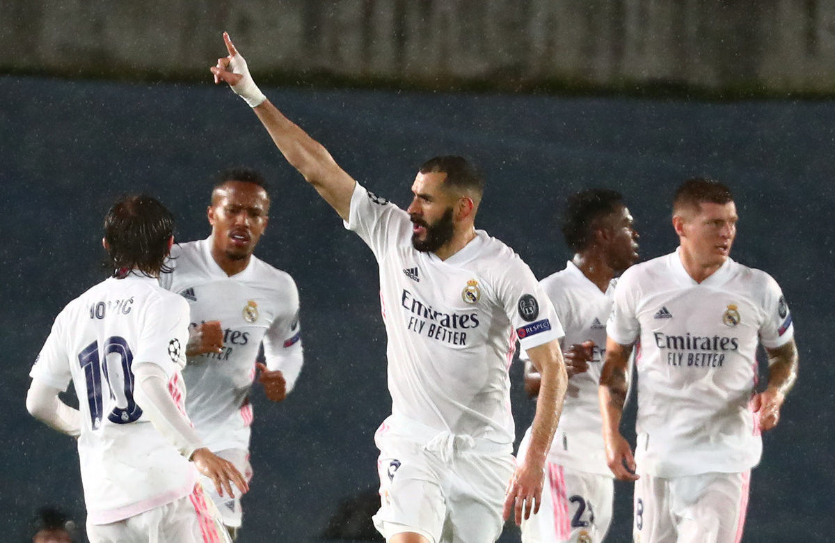 Бензема стал для «Реала» новым Криштиану Роналду. Только онспособен вытянуть Мадрид вфинал Лиги чемпионов