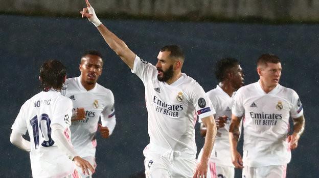 Реал— Челси— 1:1: как сыграл Карим Бензема вполуфинале Лиги чемпионов, разбор действий, видео гола, 28апреля 2021