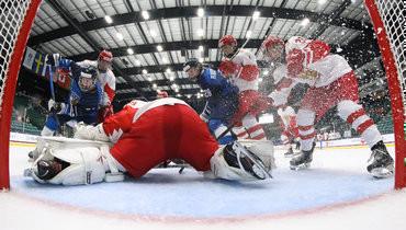 Отказался играть заКанаду, отец скандалил ивсех бесил, похож наканадскую звезду НХЛ. Финский уникум против России вполуфинале ЮЧМ