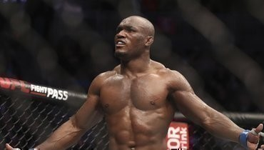Усман хочет бой сХабибом: «Это событие сталобы самым громким вистории UFC»