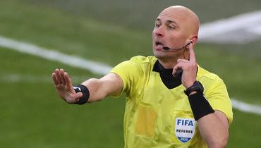 Николаев рассказал, почему Карасева назначили главным арбитром матча «Зенит»— «Локомотив»
