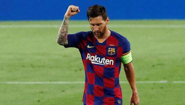 «Барселона» небеспокоится поповоду переговоров «ПСЖ» сМесси