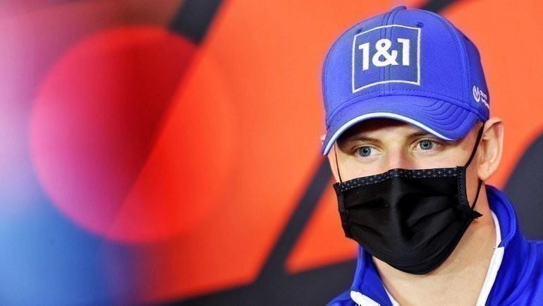 Мик Шумахер. Фото AFP