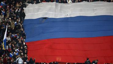 Министр Матыцин надеется, что инцидент сроссийским флагом больше неповторится