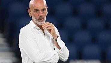Пиоли будет уволен из «Милана», если команда непопадет вЛигу чемпионов
