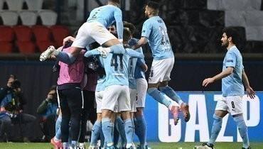 «ПСЖ»— «Манчестер Сити»: ДеБрейне сравнял счет вматче