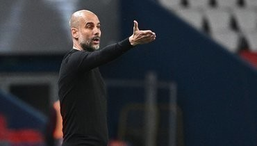 Гвардьола считает, что второй тайм матча с «ПСЖ» был превосходным
