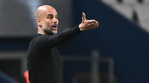 «Манчестер Сити» обыграл «ПСЖ» (2:1) впервом матче 1/2 финала Лиги чемпионов, как работал Гвардьола