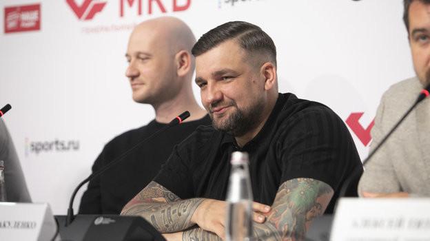 Василий Вакуленко (Баста). Фото Виталий Кривцов, GAZFIGHT