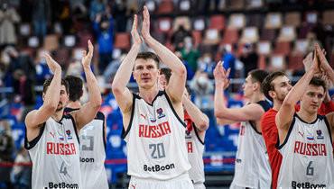 Сборная России побаскетболу сыграет сиспанцами итурками начемпионате Европы