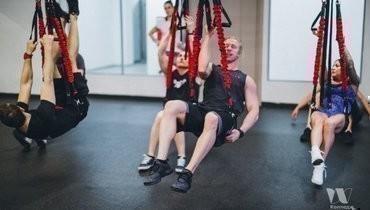 Упражнение ребаундинг вдействии. Фото Колледжим. Бена Вейдера