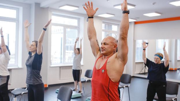 После коронавируса надо аккуратно приступать к занятиям спортом и фитнесом. Фото Колледж им. Бена Вейдера