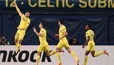 «Вильярреал»— «Арсенал»: испанцы ведут 2:0 после первого тайма