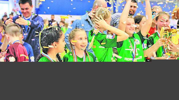 Футзал. Проект «Мини-футбол— вшколу». Всероссийский финал 16-го сезона завершился вНижегородской области