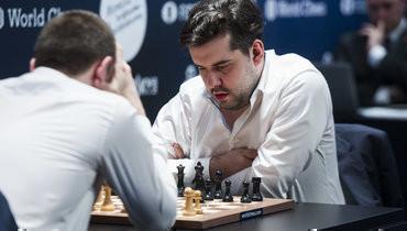 Президент Федерации шахмат России назвал большим успехом победу Непомнящего натурнире претендентов
