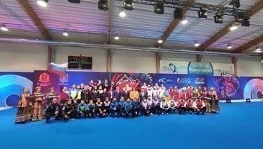 Сборная России заняла третье место на турнире по керлингу в Муроме