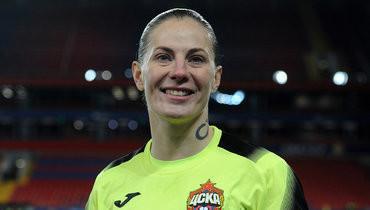 Эльвира Тодуа рассказала, как футболист ЦСКА напился набанкете уженской команды