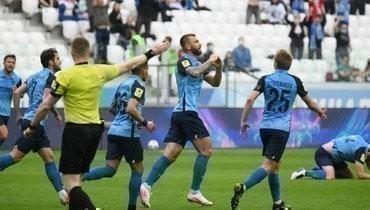 «Ротор» одержал первую победу вРПЛ сфевраля, обыграв «Ахмат»