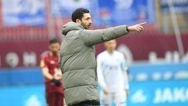Тренер «Динамо» Шварц прокомментировал ошибку Нойштедтера вматче с «Рубином»