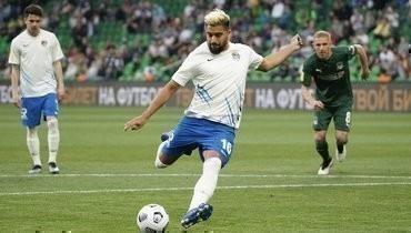 «Краснодар»— «Сочи»: видео всех голов матча РПЛ