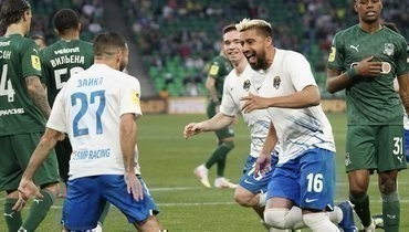 «Краснодар»— «Сочи»: Нобоа забил после ошибки Сафонова