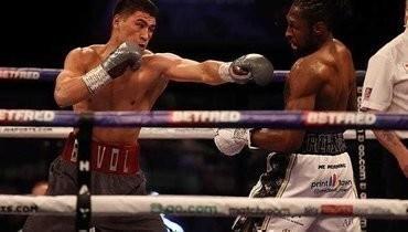 Бивол защитил титул чемпиона мира поверсии WBA