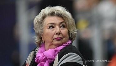 Тарасова: «Еслибы Трусова непришла обратно, это былобы большой ошибкой»