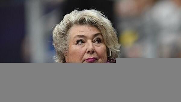 Татьяна Тарасова. Фото Федор Успенский., «СЭ»
