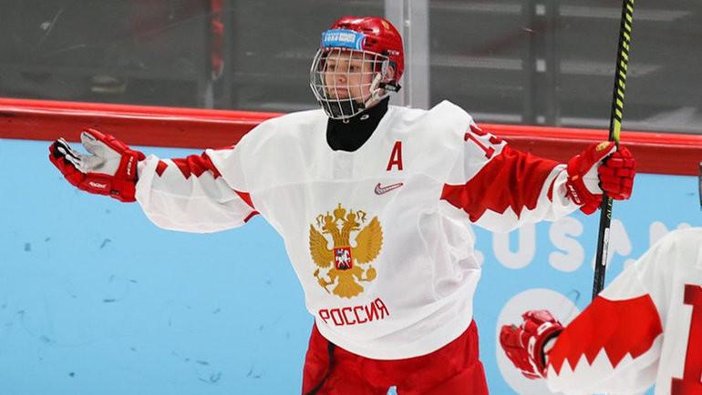 Матвей Мичков. Фото ФХР