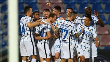 «Интер» в19-й раз стал чемпионом Италии