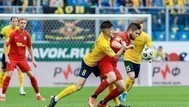 «Ростов»— «Тамбов»: видео всех голов матча РПЛ