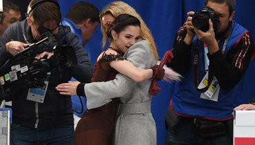 Баюл заявила, что Медведева вернулась к Тутберидзе ради денег