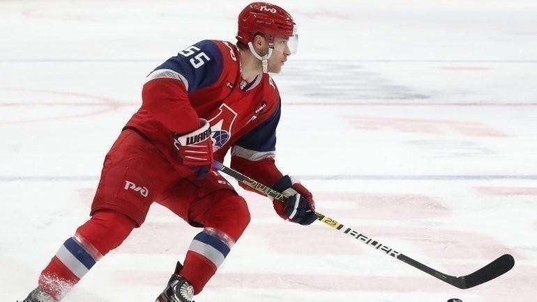 Владимир Ткачев. Фото ХК «Локомотив»