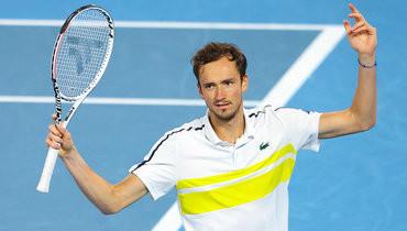 Теннисист Медведев рассказал отом, как перенес коронавирус