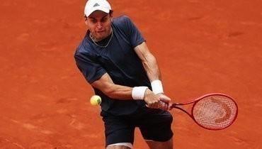 Карацев победил Умбера впервом круге турнира вМадриде