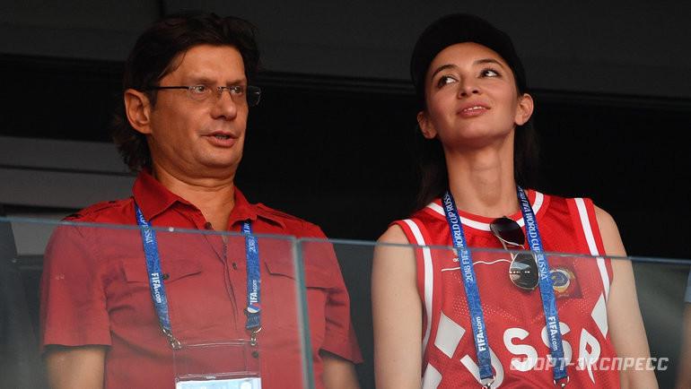Зарема Салихова иЮсуф Алекперов вошли всовет директоров «Спартака». Красно-белые официально стали семейным клубом