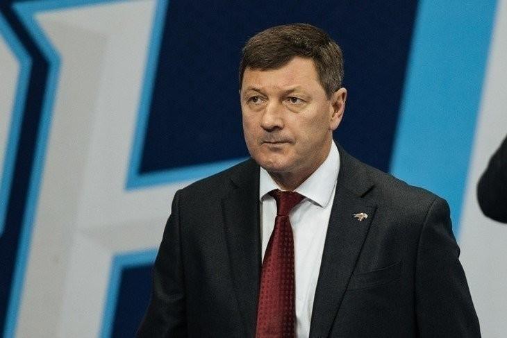 Константин Шафранов. Фото ФХР.