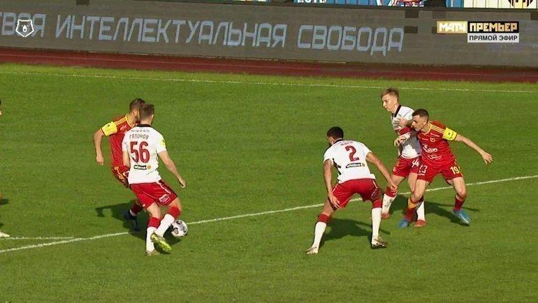 «Арсенал»— «Спартак».