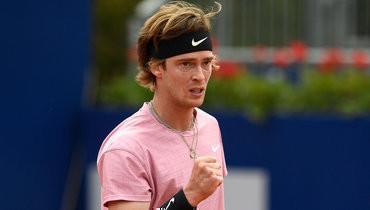 Рублев, Медведев иКарацев остались втоп-5 чемпионской гонки ATP