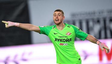Тедеско объяснил появление Селихова встартовом составе «Спартака» наматч с «Арсеналом»