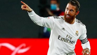 Рамос хотел получать поновому контракту с «Реалом» 12 миллионов евро