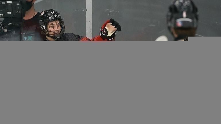 Сборная Канады победила сборную Чехии. Фото IIHF