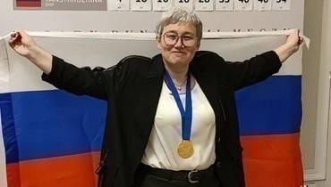Тамара Тансыккужина защитила титул чемпионки мира постоклеточным шашкам.