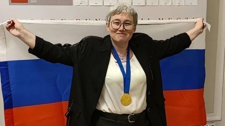 Тамара Тансыккужина защитила титул чемпионки мира постоклеточным шашкам. Фото Instagram